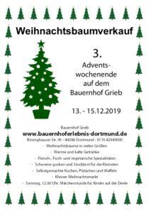 Tannenbaum Kaufen Dortmund.Weihnachtsbaumverkauf Bauernhoferlebnis Dortmund De